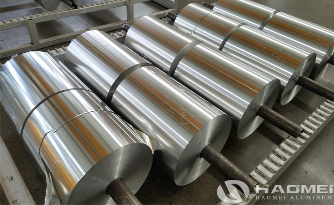 aluminium foil for insulation