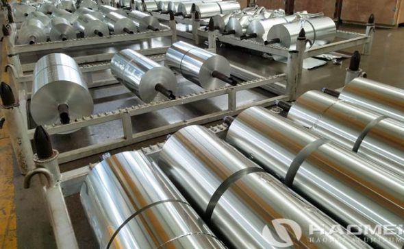 battery aluminium foil manufacturer