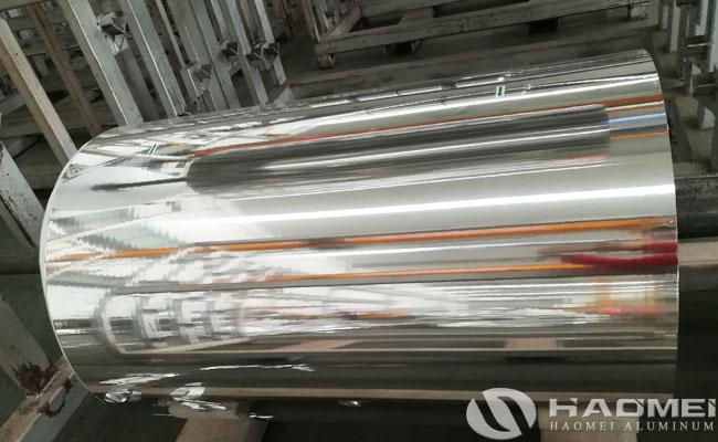 aluminium foil in pharmaceutical packaging