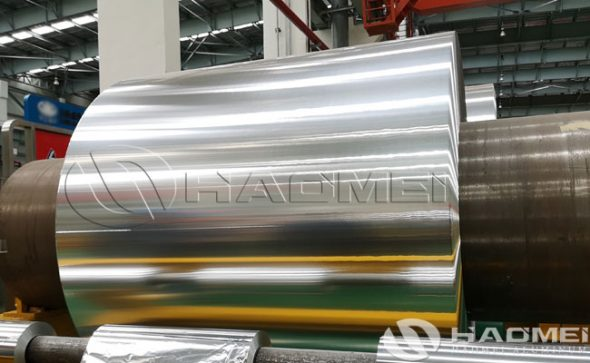 aluminium foil roll for insulation