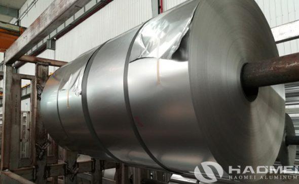 capacitor aluminum foil
