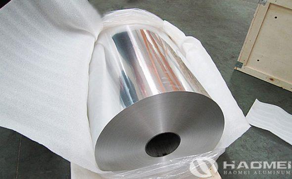 iso certified aluminium foil