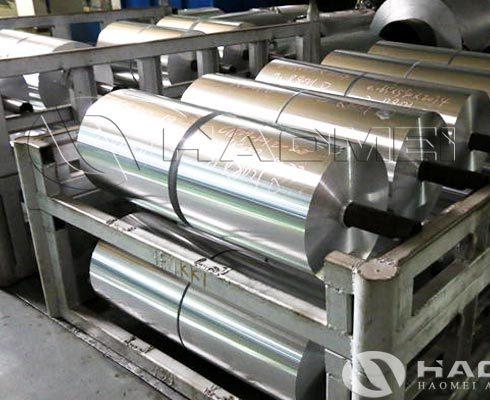 alu foil for air conditioner