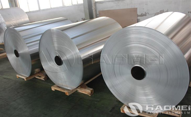 aluminum foil paper manufacturer