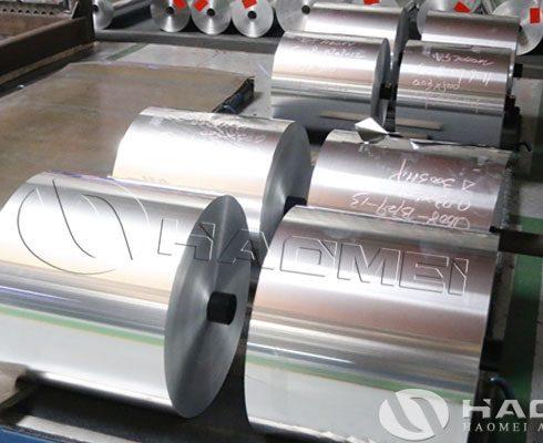 aluminium foil for food