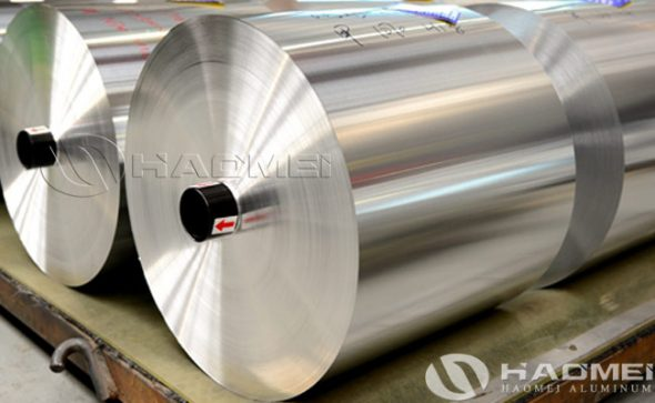 best aluminium foil supplier in china