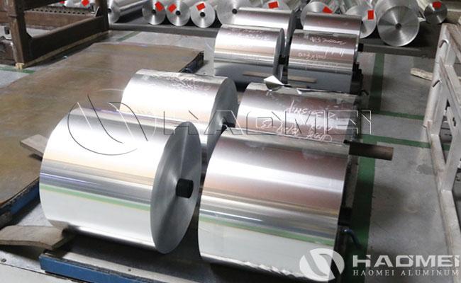 food service aluminum foil