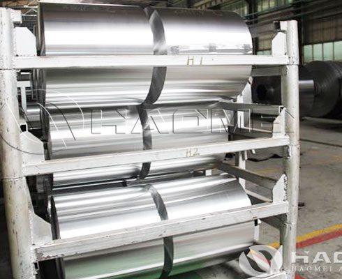 aluminium foil for pet sealing