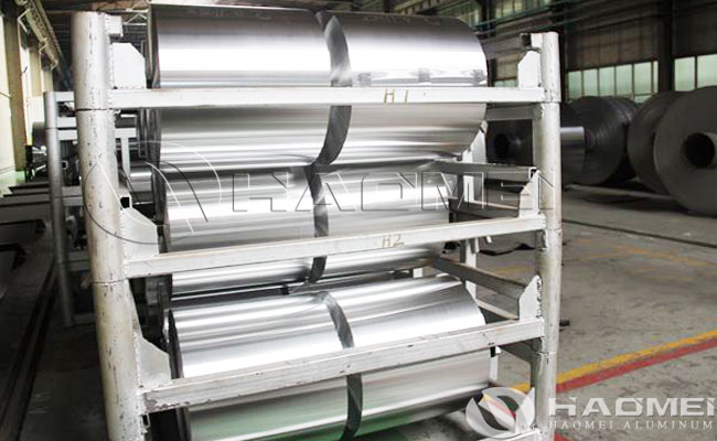 aluminium foil for pet sealing