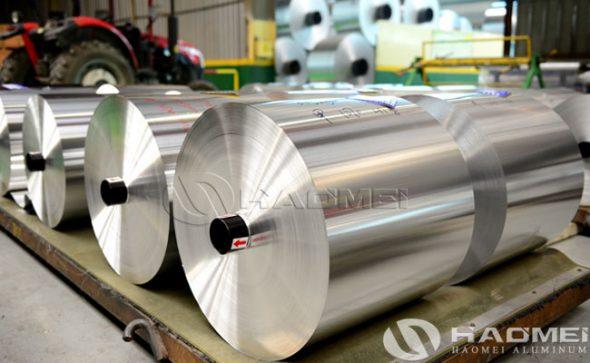 9 micron aluminium foil 8011
