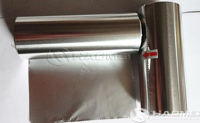 aluminium foil for hair