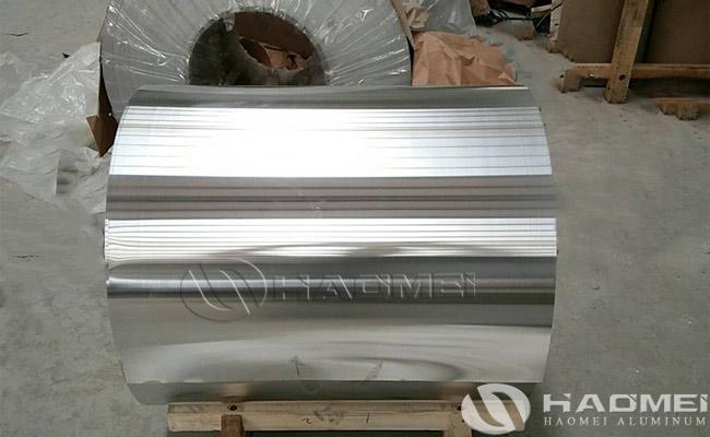 pipe aluminum foil exporter