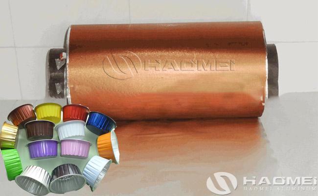 coating aluminum foil exporters