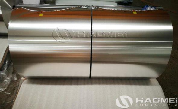 soft aluminum foil