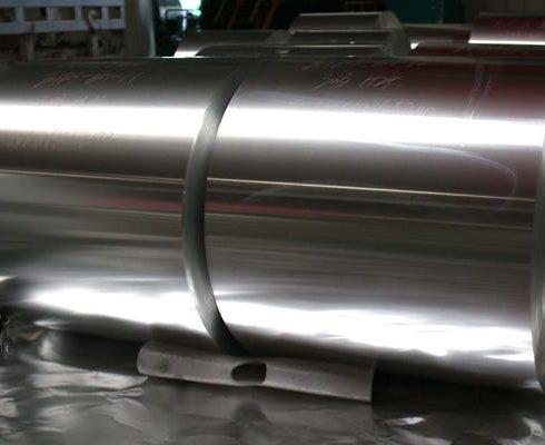 aluminum foil for disposable trays