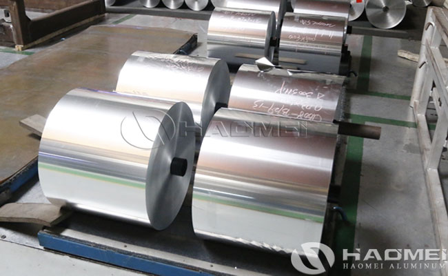 how much is a roll of aluminum foil