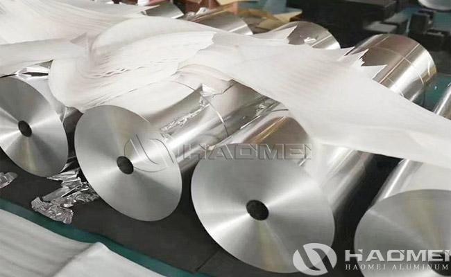 flexible aluminium foil for packaging